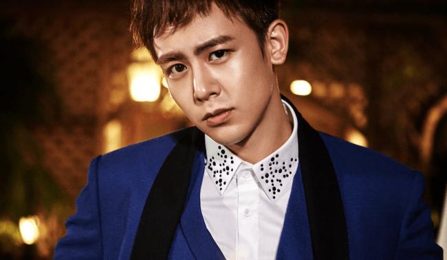 Nichkhun teaser image for 2PM 6th full album, GENTLEMEN'S GAME. / JYP Entertainment / JYPnation's Official Twitter
