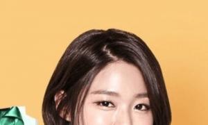 Facebook photo for Seolhyun's new short hairstyle / Pann