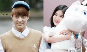 [Left] NCT Jeno, [Right] Gugudan Hyeyeon / Pann
