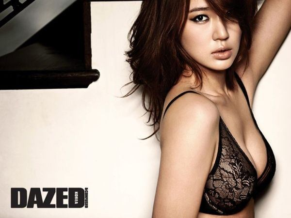 Baby V.O.X. Yoo Eun Hye for Dazed