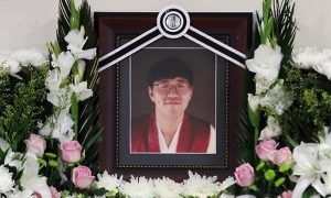 Image: 28-year-old Ahn Chi Beom / isum