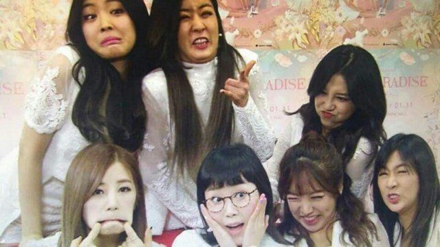APink (Silly photos)/ Pann