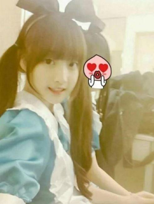 Oh My Girl's Arin (Childhood photo)/ Dispatch