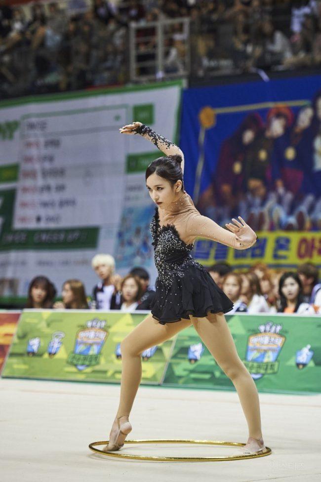 UCLA Gymnast Sophina DeJesus Nae Naes in Viral Floor