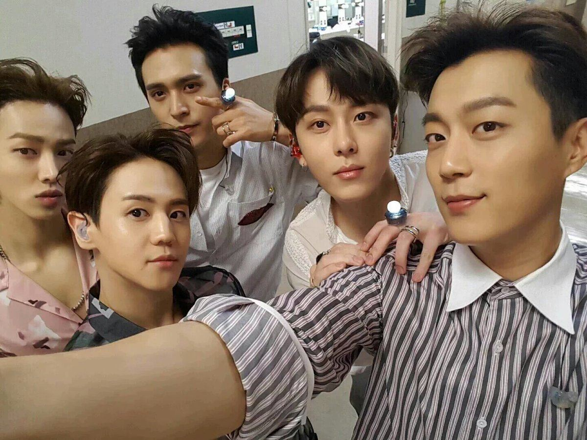 BEAST will independently move on with five members.