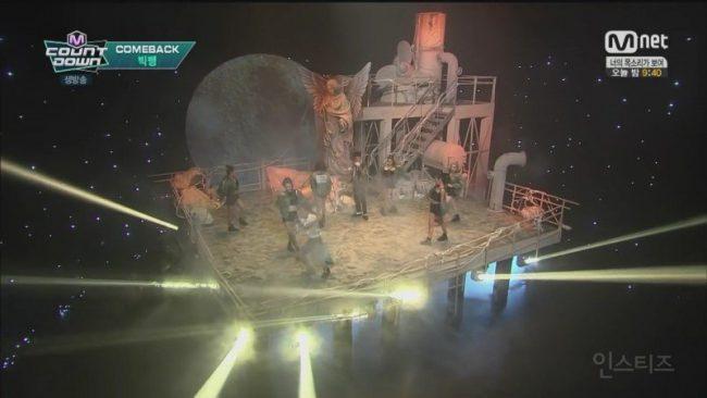 "Image: BIGBANG's ""Bae Bae"" performance / Instiz"