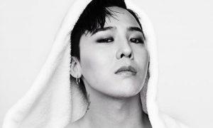 Image: G-Dragon for VOGUE China