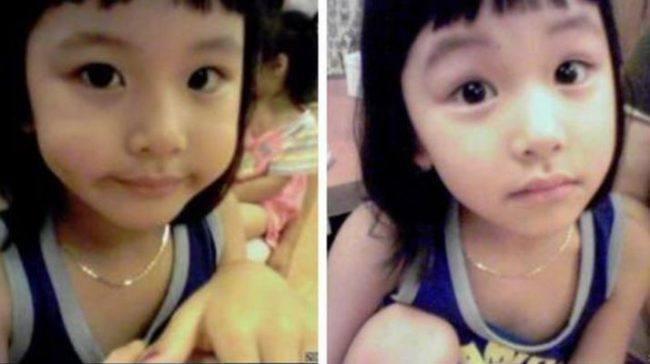 TWICE's Chaeyoung (Childhood photo)/ Dispatch