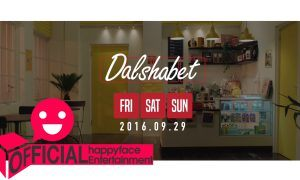 "Image: Dalshabet teaser for ""Fri.Sat.Sun"" EP / Hpapy Face Entertainment"