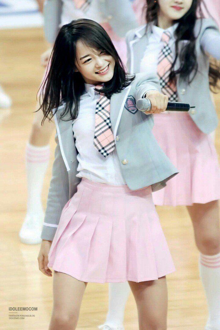 Mnet's Produce 101 and I.O.I's Kim Sejung / Instiz