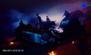 """Image: GOT7 from """"Hard Carry"""" video teaser / JYP Entertainment"""