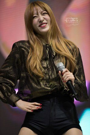 EXID's Hani (Silly photos)/ Pann