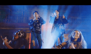 """Still from HIGH4:20's music video """"HookGA"""" / Image Source: N.A.P Entertainment"""