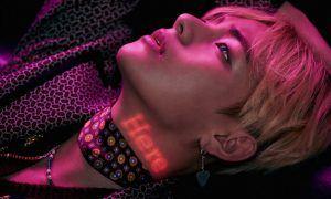 "BTS V teaser image for ""WINGS"" / Big Hit Entertainment"