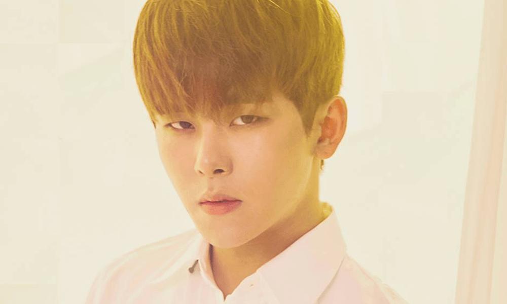 """INFINITE's Hoya """"INFINITE ONLY"""" / Woollim Entertainment"""