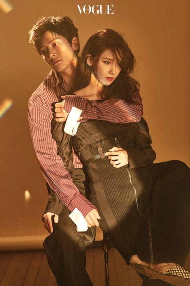 Image: Ji Chang Wook and Yoona for Vogue / Vogue Korea