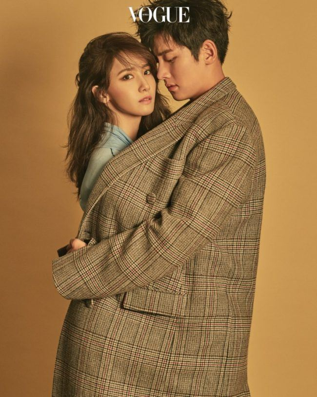 Image: Ji Chang Wook and Yoona for Vogue / Vogue Korea