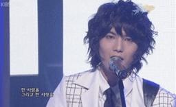 Jonghyun before haircut/ Instiz