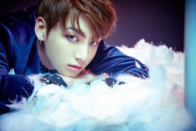 "BTS member Jungkook for ""WINGS"" mini-album / Image Source: Big Hit Entertainment"