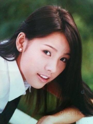 Lee Hyori in her Fin.K.L days