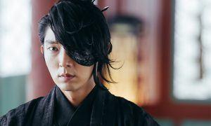 "Image: Lee Jun Ki on SBS drama ""Scarlet Heart: Ryeo"""