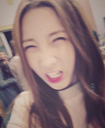 Lovelyz Yoo Jiae (Silly photos)/ Pann
