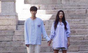 Min Ho and Ji Hyun filming in Spain / Fantaken photos
