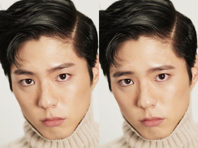 park-bogum-eyebrows