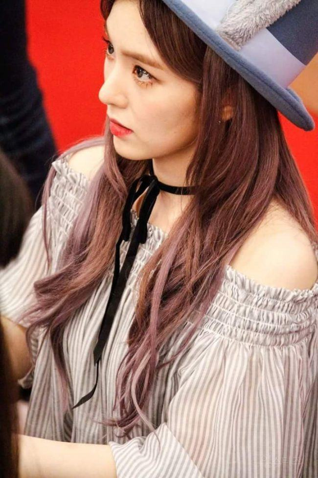 Image: Red Velvet's Irene wears Judy-hat from Zootopia