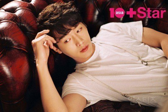 Seo Kang Joon (Birth name: Lee Seung Hwan)/ Instiz