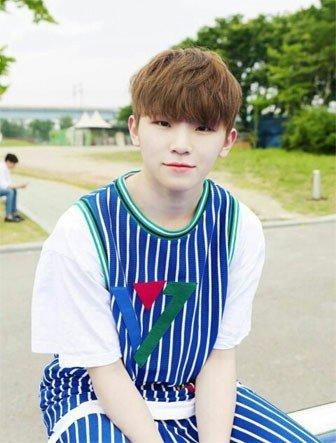 Seventeen's Woozi