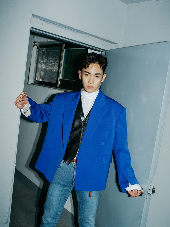 "SHINee's Key for album ""1 of 1"" / Image Source: SM Entertainment"