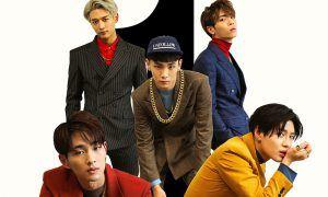 "SHINee for 5th studio album ""1 of 1"" / Image Source: SM Entertainment"