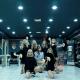 "Image: Song Ji Eun's ""Bobby Doll"" dance practice / TS Entertainment"
