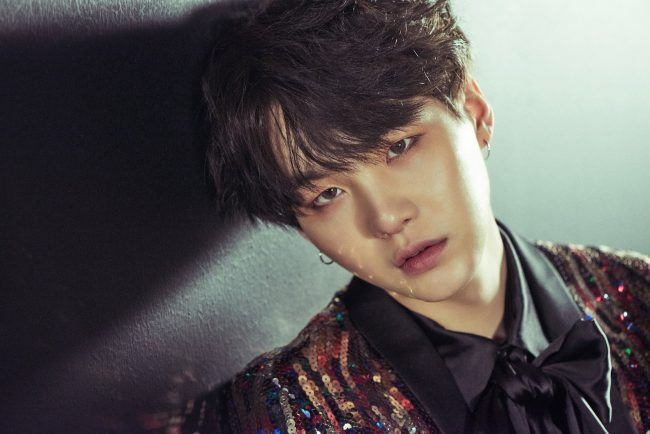"BTS Suga for ""Wings"" mini-album / Image Source: Big Hit Entertainment"