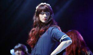 BTOB's Sungjae dressed up as a girl/ Pann