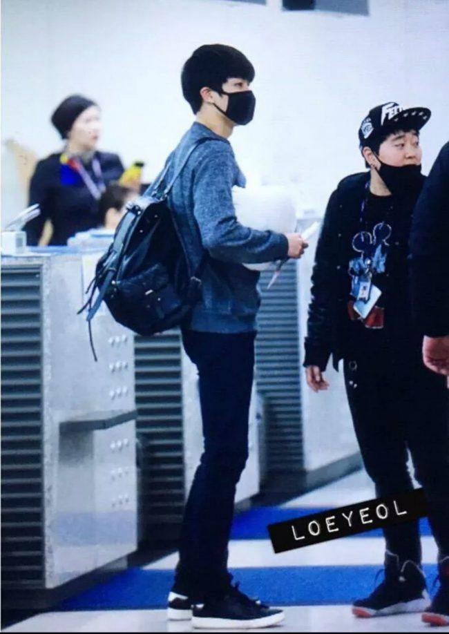 sungyeol-proportions