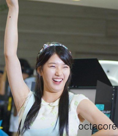 Miss A's Suzy (Silly photos)/ Pann