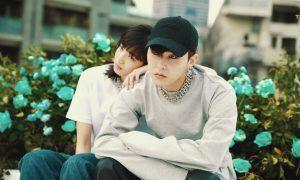 G-Dragon and Nana Komatsu / NYLON