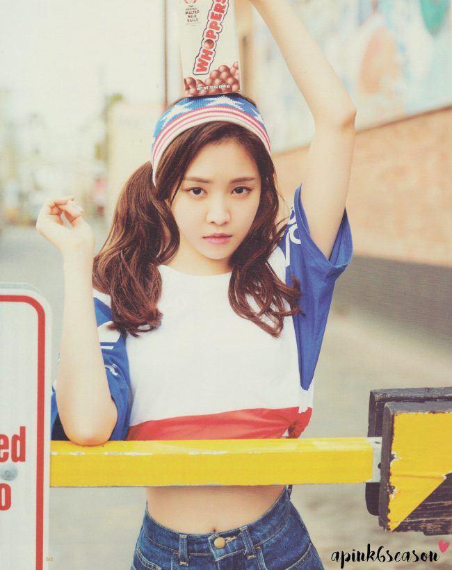Apink's Naeun / Plan A Entertainment