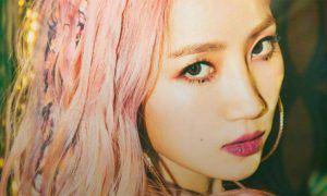 Image: Wonder Girls' Yenny/ JYP Entertainment