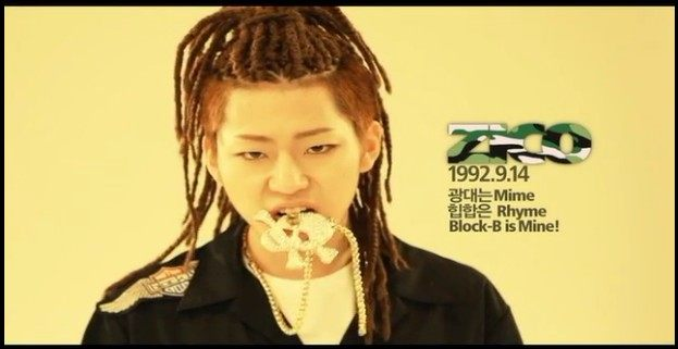 Zico before haircut/ Instiz