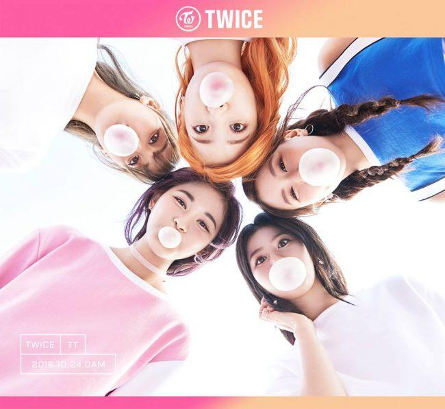 TWICEcoaster teaser images