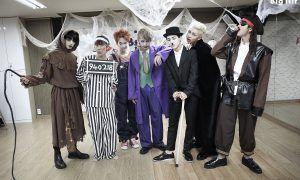 BTS Halloween / Big Hit Entertainment