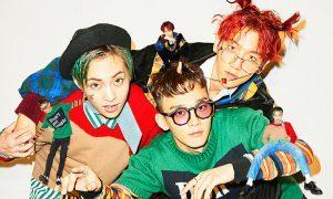 "EXO-CBX (Chen, Baekhyun & Xiumin) teaser pics for ""Mama"" mini album / Image Source: SM Entertainment"