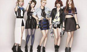 AOA Black / FNC Entertainment
