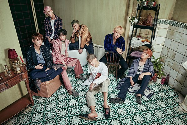 Naver Music Special BTS Concept Photo