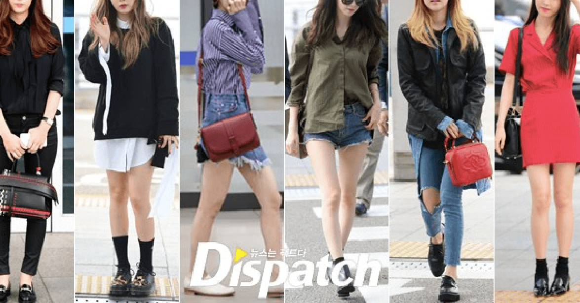 Dispatch reveals how much female idols spend on handbags