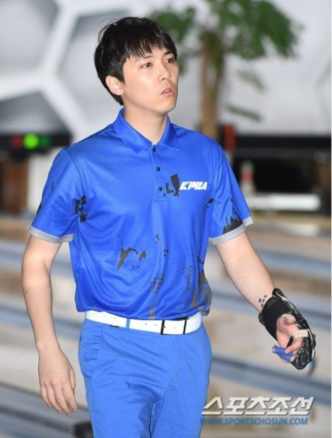 Lee Hong Ki possibly realizing he made a huge mistake / Bada