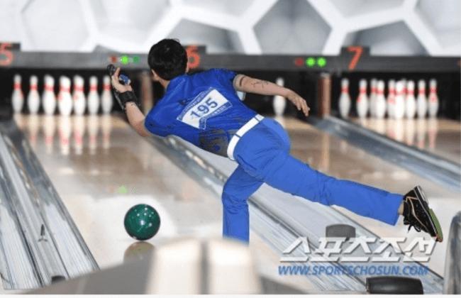 Lee Hong Ki's graceful movement captured / Sports Chosun